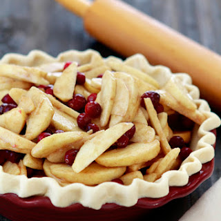 Perfect All Butter Pie Crust.
