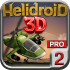 Helidroid 2 PRO : 3D RC Copter icon