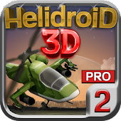 Helidroid 2 PRO : 3D RC Copter
