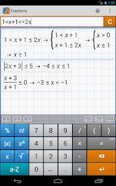Fraction Calculator MathlabPRO Screenshot 20