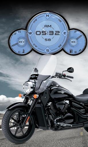 Suzuki Boulevard Moto BOSS LWP