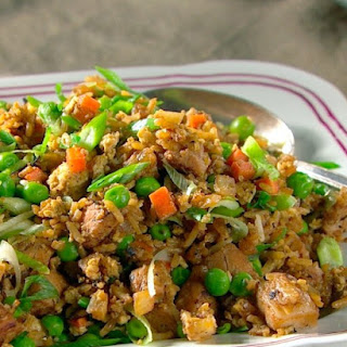 Pork Fried Rice.