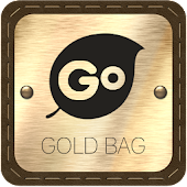 Gold Bag Go Keyboard