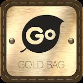 Gold Bag Go Keyboard
