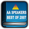 AA Speakers Best Of 2007 icon