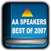 AA Speakers Best Of 2007