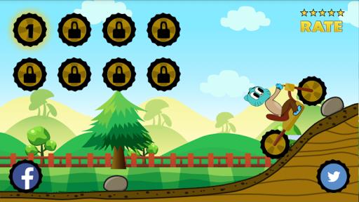 Gumball Bike Adventure