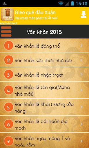 Văn Khấn Cúng Lễ 2015