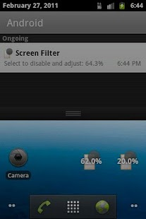 Screen Filter Screenshot 4