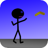 Boomerang Stickman Fighter