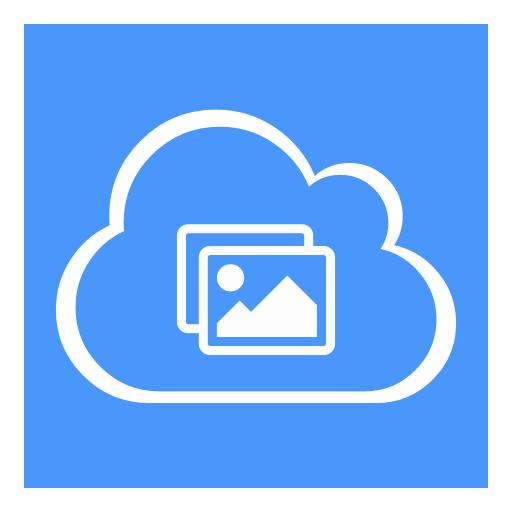 Cloud Photo Gallery 媒體與影片 App LOGO-APP試玩