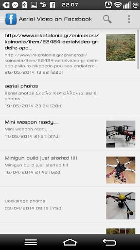 【免費媒體與影片App】Aerial Video gr-APP點子