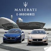 Maserati E-Brochures