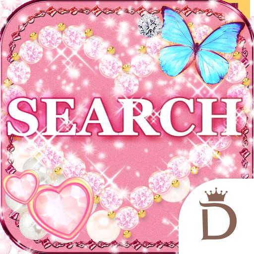 きせかえ検索GirlyButterfly DRESSAPPS 個人化 App LOGO-硬是要APP