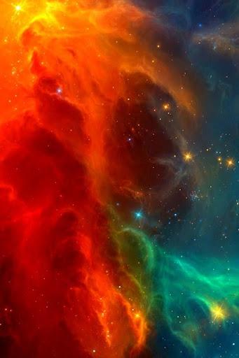 Sky Galaxies HD Wallpaper