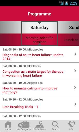 【免費醫療App】Heart Failure 2014-APP點子
