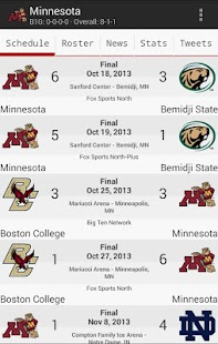 College Hockey News - screenshot thumbnail