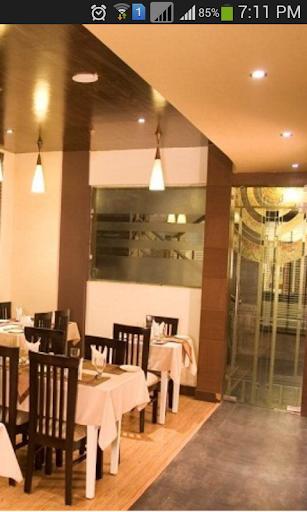 Demo Restaurant App