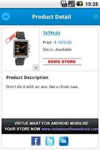 VirtueMart Products Showcase- screenshot thumbnail