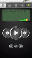 Screenshot of Dream MP3 Control