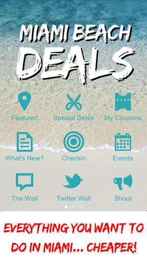 Miami Beach Deals