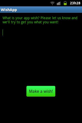 WishApp Free- screenshot