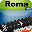 Rome Airport Premium + Tracker icon
