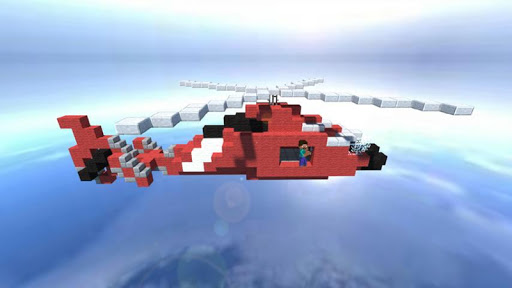 Helicopters Ideas - Minecraft