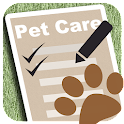 Pet Care Log icon