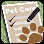 Pet Care Log icon