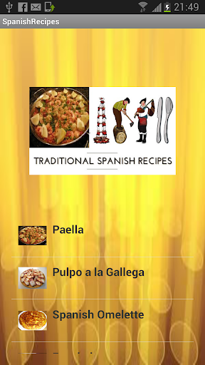 SpanishRecipes