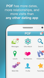 POF Free Dating App - screenshot thumbnail