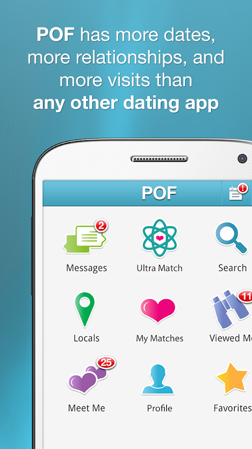 Dating apps like pof
