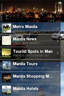 Manila City App- screenshot thumbnail