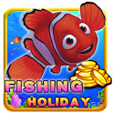 Fishing Holiday icon