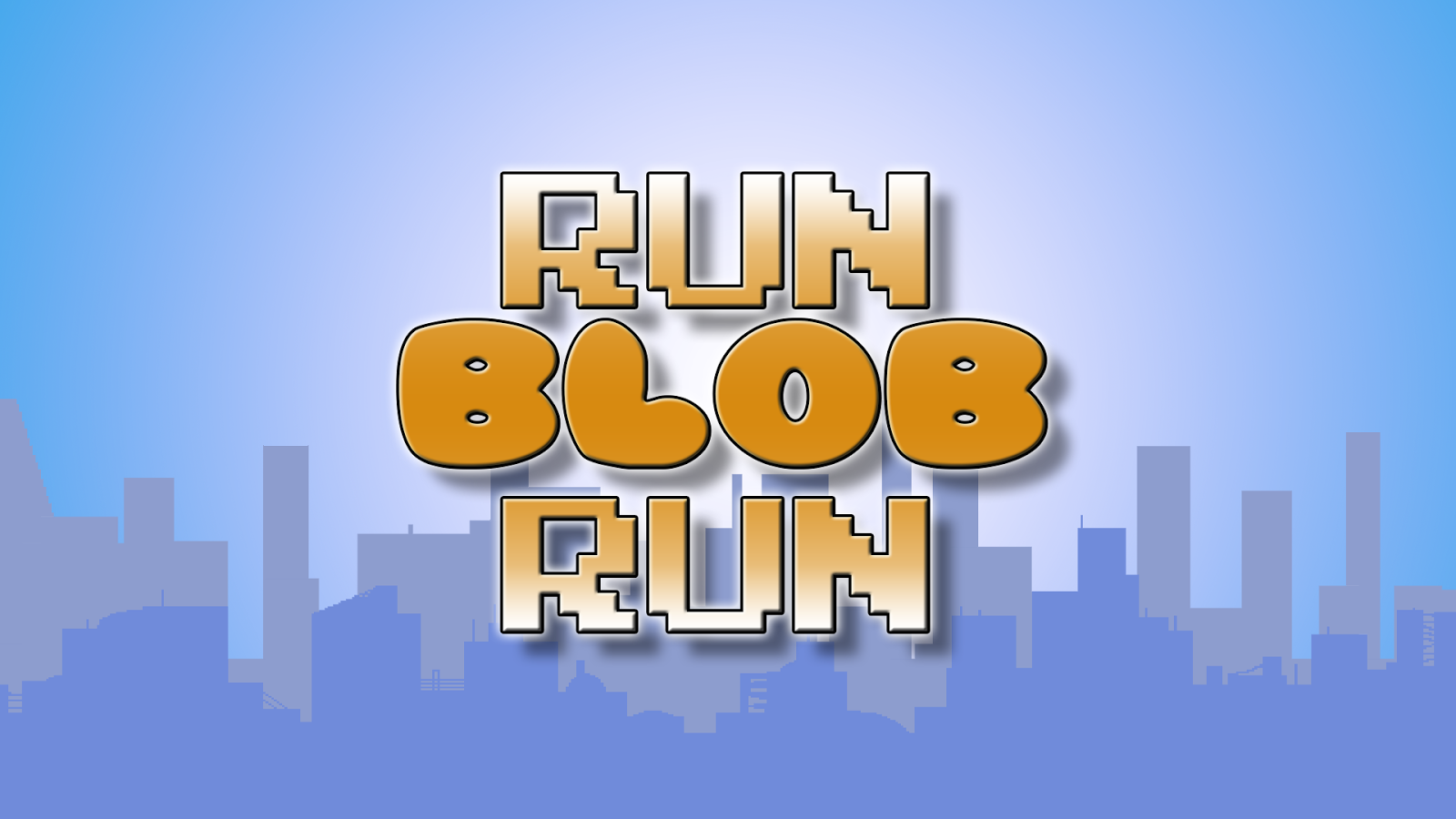 Run Blob Run - screenshot
