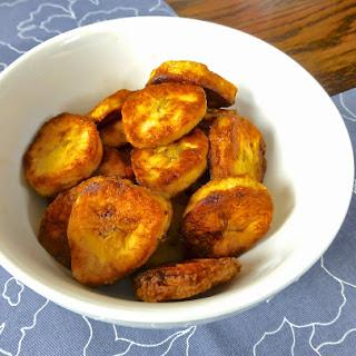 Paleo Plantain Crisps (Paleo, Snacks)