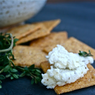 Whipped Ricotta Spread.