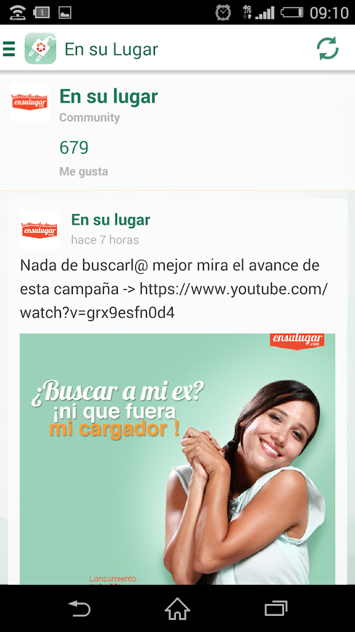 En su lugar - Fundare Tigo- screenshot