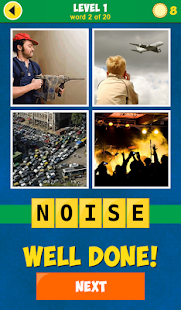 4 Pics 1 Word answers! Easy search by letters! UPDATED!!!