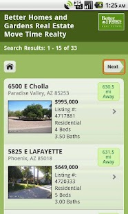 Scottsdale Phoenix Real Estate - screenshot thumbnail