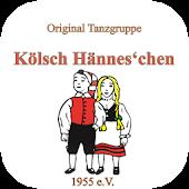 Tanzgruppe Kölsch Hännes'chen