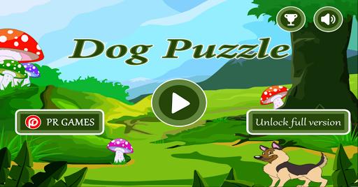 Dog Puzzle PR Games