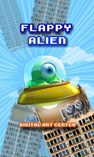 Flappy Alien Rio