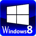 Windows 8 Phone LWP icon