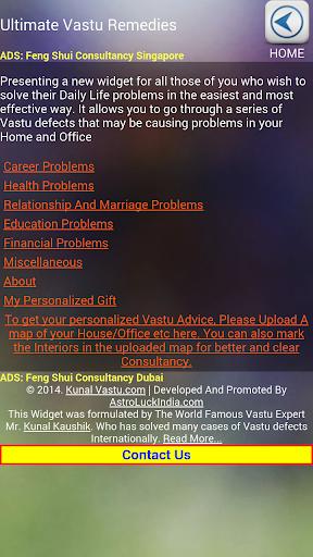 Ultimate Vastu Remedies