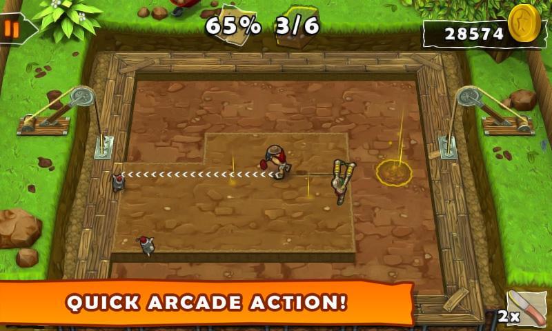 Dig! - screenshot