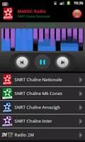 Screenshot of RADIO MAROC