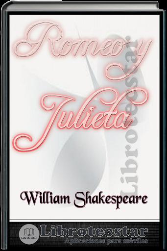 Libro: Romeo y Julieta