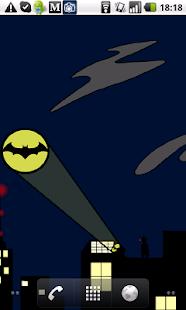 Batman Gotham Spotlight LWP